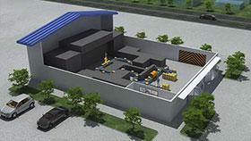 IS1010电子辐照加工系统-厦门综合辐照加工系统